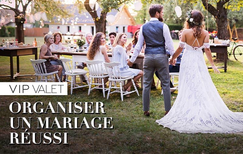 Conseils pour organiser un mariage